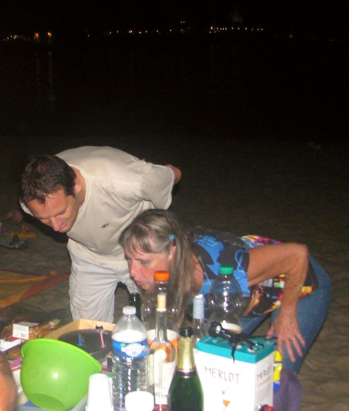 Beach Birthday 12