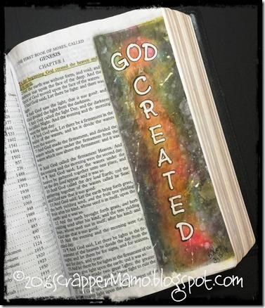 Bible Art Genesis 1-1