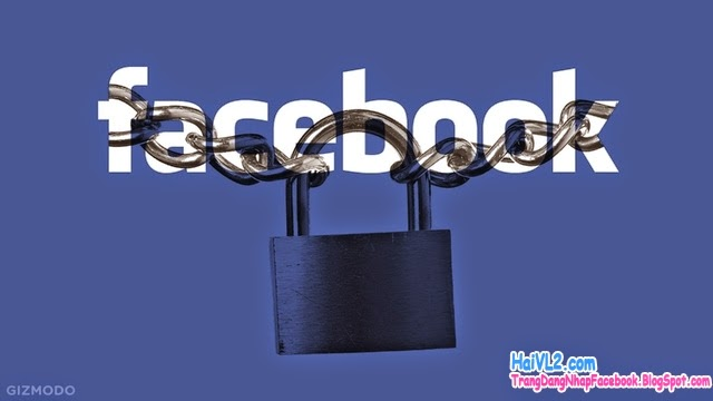 gỡ bỏ tình trạng nick facebook bị khóa, đặt lại mật khẩu facebook