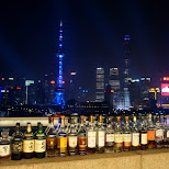 absolutely the BEST VIEW of Shanghai at Sir Elly's Restaurant in Shanghai, Shanghai, China