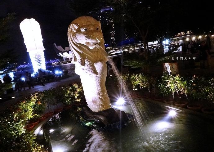 56 新加坡四天三夜自由行 美食美景購物