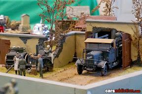 War Diorama
