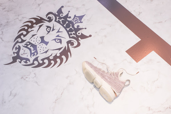 Kith X Nike Long Live the King Setup in Soho for LeBron 15 Launch