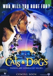 Cats & Dogs - Đại chiến chó mèo