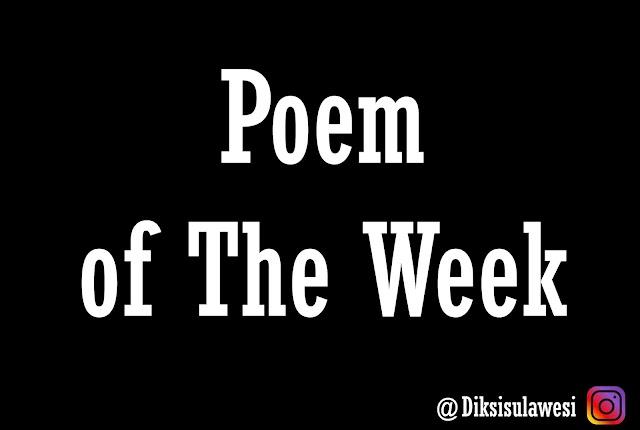 Poem of The Week #19: Putus Asa