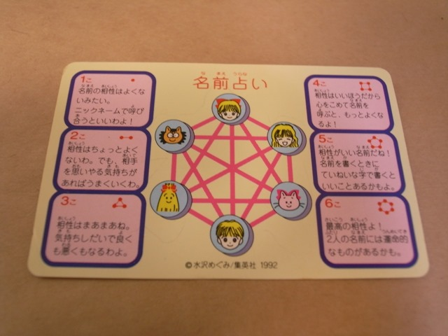 カード姫ちゃんのリボン電子手帳プチノルン