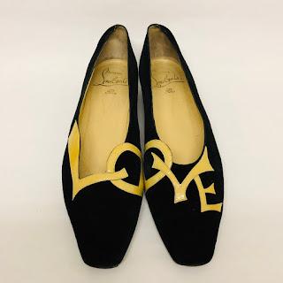 "Christian Louboutin ""Love"" Shoes"