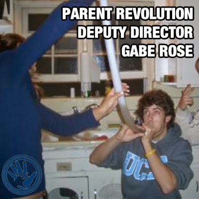 Parent Revolution are reactionary agents of neoliberalsim and school privatization