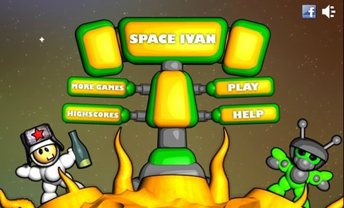 Let's Play the Puzzle Game---The Space Ivan