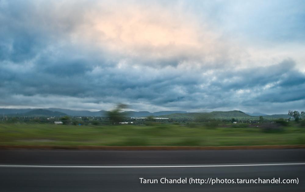 Mumbai Pune Expressway Clouds, Tarun Chandel Photoblog