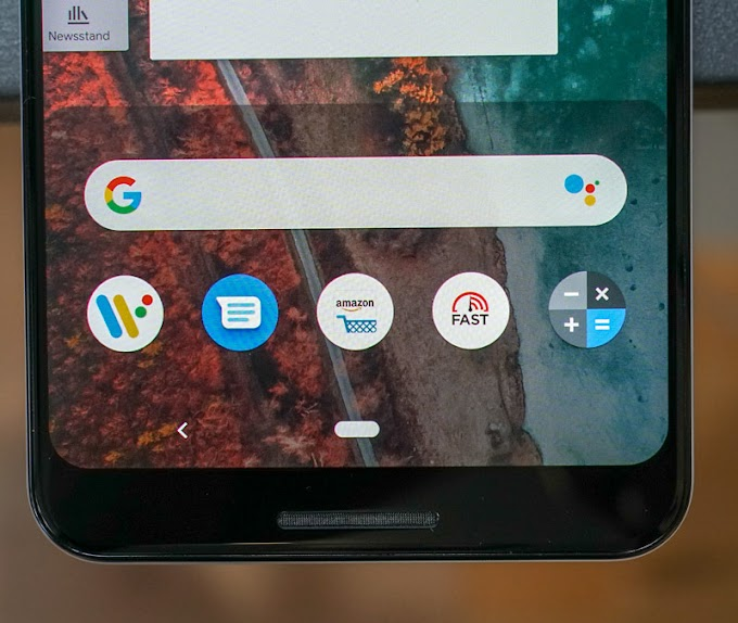 Android Q May Change the Back Button To a Gesture