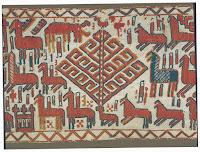 sweden tapestry