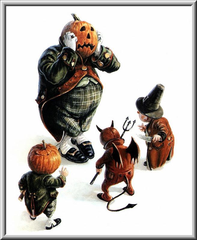 Halloween Kids, Scary Halloween