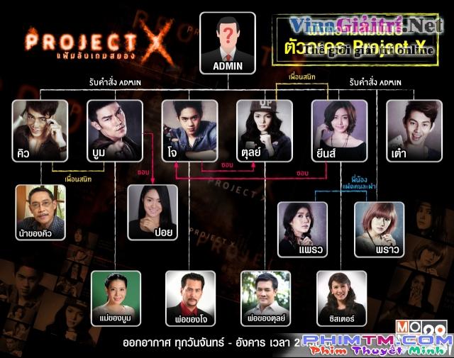 Xem Phim Trò Chơi Kinh Hoàng - Project X - phimtm.com - Ảnh 2