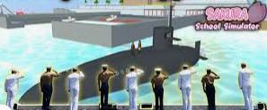 ID Kapal Selam KRI Nanggala 402 di Sakura School Simulator Cek Disini