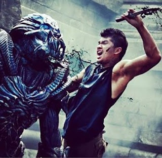 peran iko uwais di film beyond skyline melawan alien