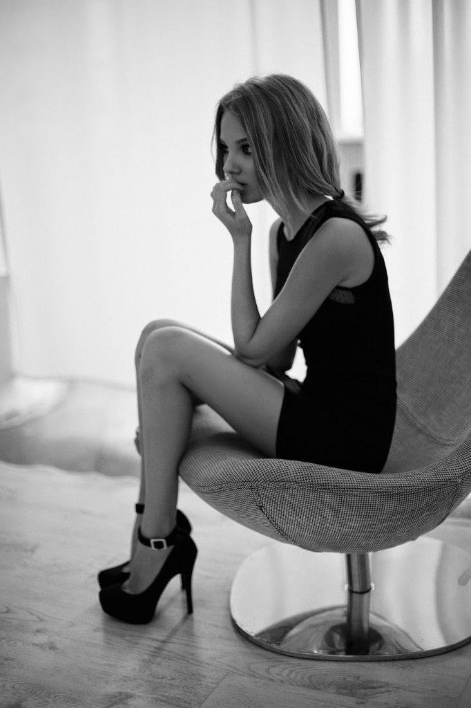 Макияж: Наталья Шик | Фотограф: Максим Востриков | Модель: Вероника