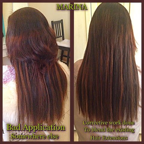 Keratin Micro Ring Hair Extensions 73