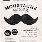 Perth YIPs End of Year 2013 Moustache Mixer