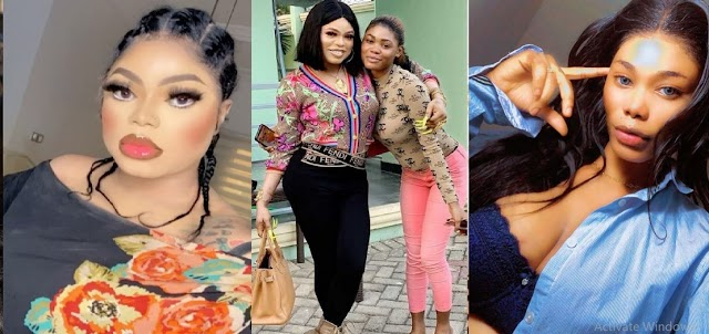 She Can't Be Dead – Bobrisky Reacts To The Death Rumors Of His Former P. A Oye Kyme