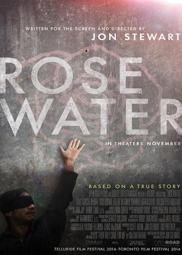 Άρωμα Ελευθερίας (Rosewater) Poster
