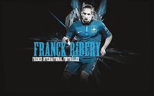 franck ribery biography