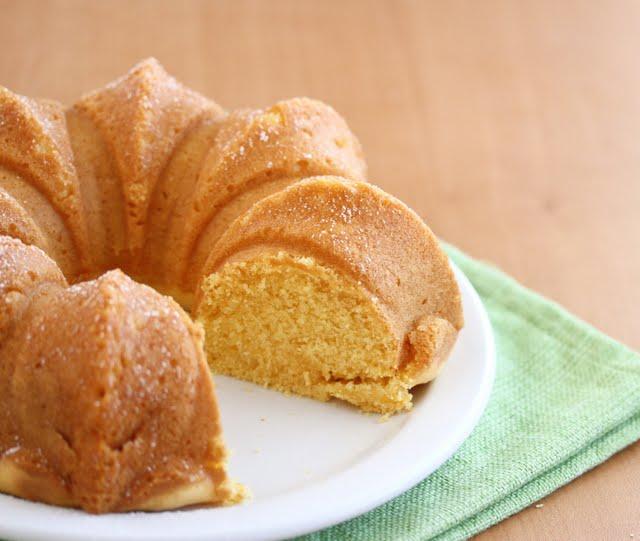 Eggless Custard Cake - Kirbie's Cravings