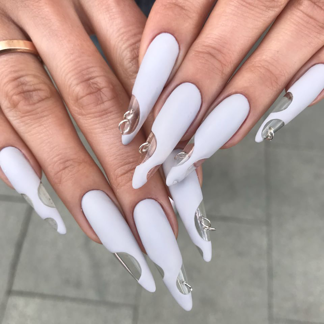 REGAL WEDDING NAIL WORKMANSHIP IS HERE IN 2019 7