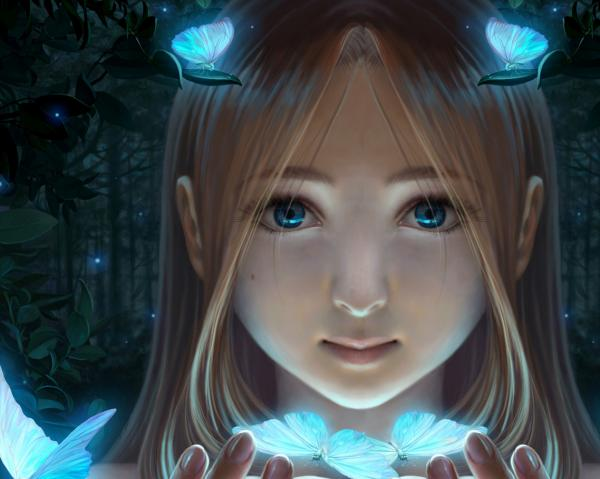 Angelic Eyes, Magic Beauties 3