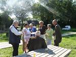 Besloten bijeenkomst leden Rotary clubs