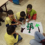 INTRODUCTION TO TALL TREES FOR JUNIOR KG (WITTY WORLD) 07.11.2016