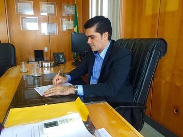 Getúlio Batista assume a Superintendência da Agricultura - Foto Divulgação