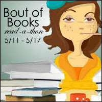Bout of Books logo