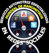 Servicio Automotriz Especializado - Mundial de Manometros en Redes Sociales