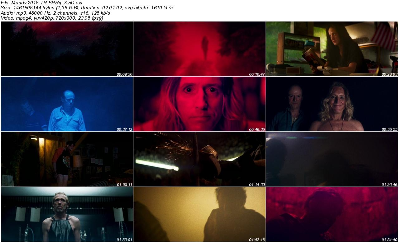 Mandy 2018 - 1080p 720p 480p - Türkçe Dublaj Tek Link indir