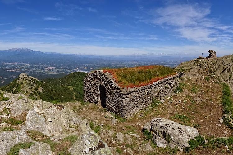 Les Pyrénées-Orientales à pied - Le Puig Sant-Cristau