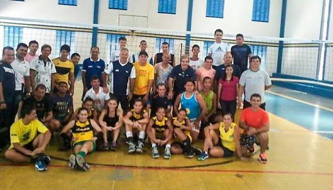Voleibol: Federação aposta na capacitação para levantar a modalidade no RN