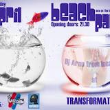 Beachparty 2007-2008