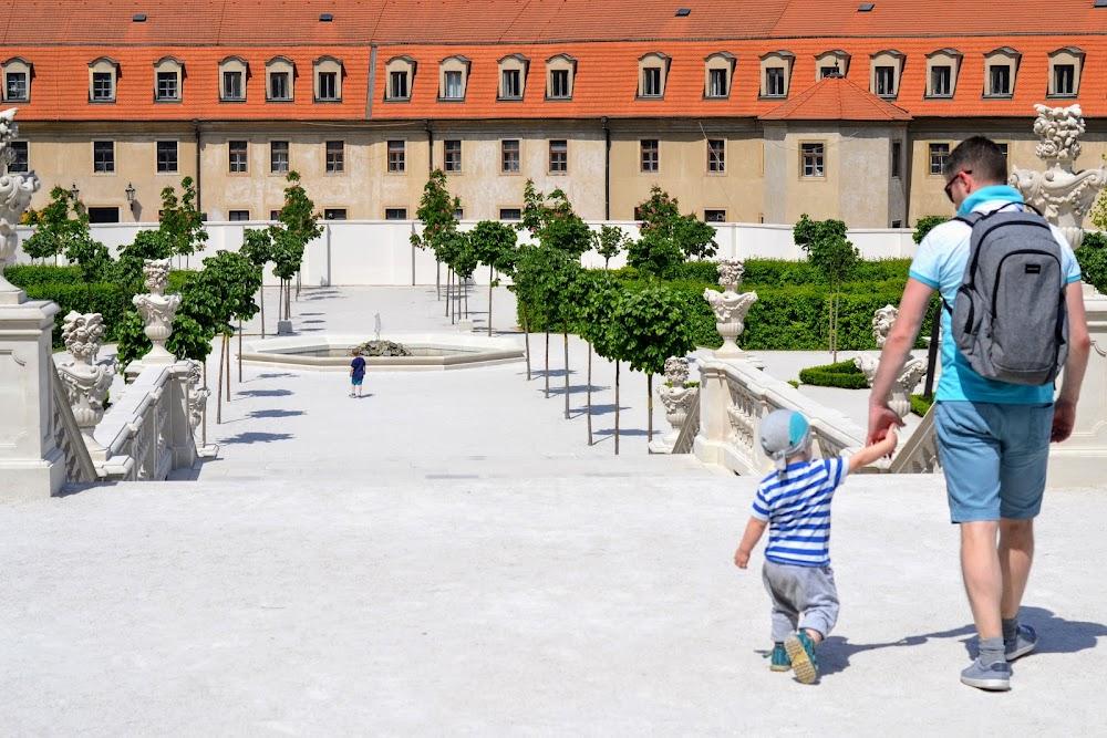 Чехия, Венгрия, Австрия и чуть-чуть Братиславы (детский маршрут)