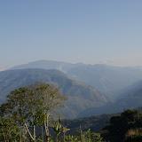 Coroico : vue sur les Yungas, 16 octobre 2012. Photo : C. Basset