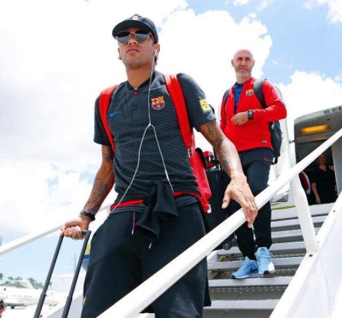 b2ed96605b292 Barcelona star Neymar is set to join Paris Saint-Germain.