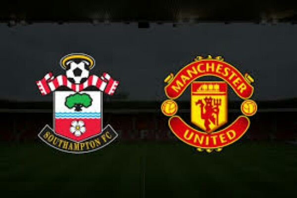 Southampton vs Manchester United Premier League Match Highlights