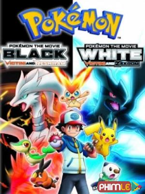 Pokemon Movie 14: Victini Và Người Hùng Ánh Sáng Zekrom
