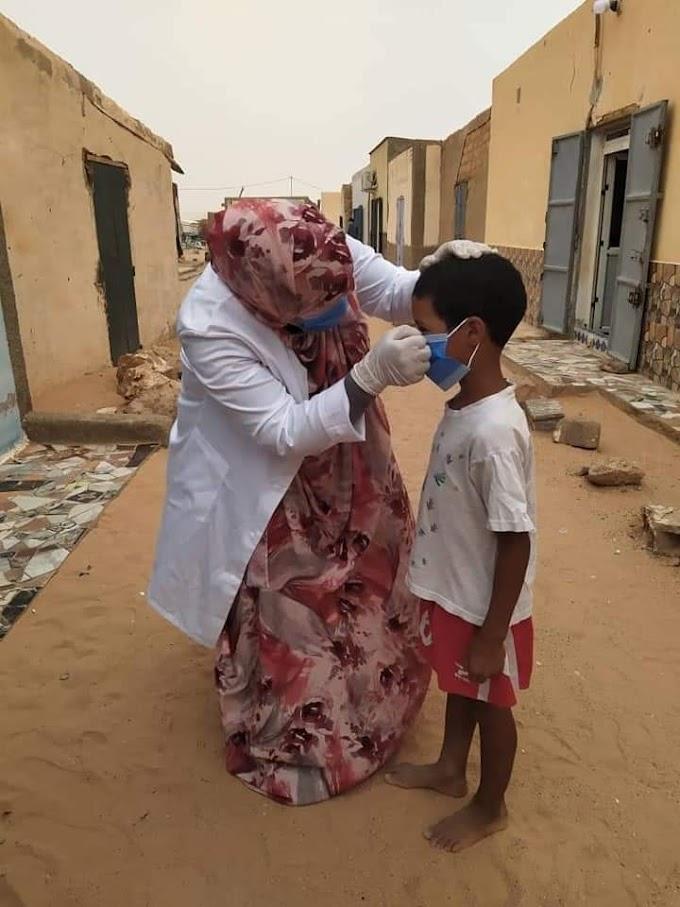 Por cuarto día consecutivo, no se registran nuevo casos de Covid-19 en los campamentos de refugiados saharauis