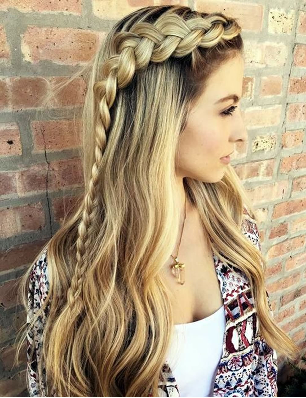 Top back to school hairstyles 2019 for stylish teenagers 6