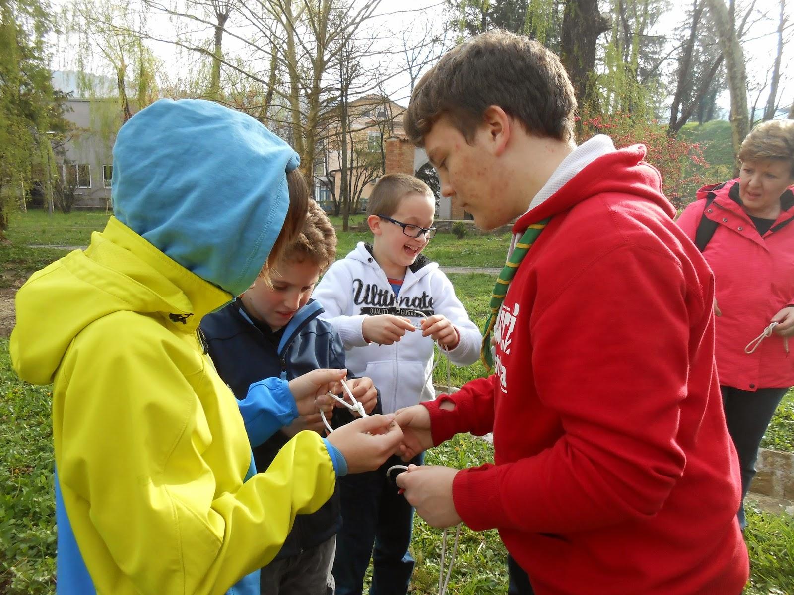 Športni dan 4. razred, 4. april 2014, Ilirska Bistrica - DSCN3323.JPG