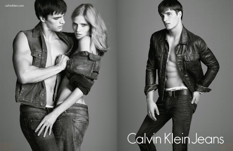 Calvin Klein Jeans y Calvin Klein Underwear, juntas en la campaña #mycalvins