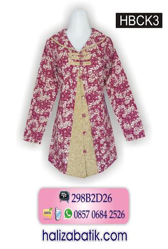 baju wanita terbaru, baju modern, baju batik wanita