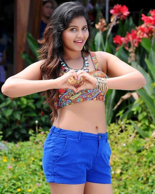 Pictures Of anjali Sexy Tummy
