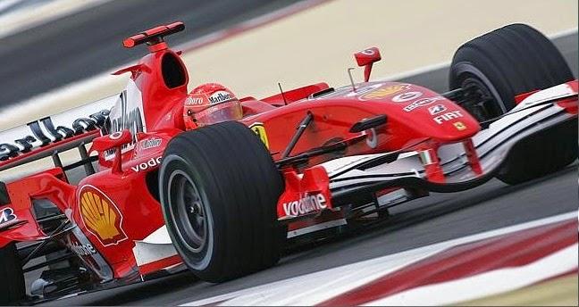 Buy Michael Schumacher Formula 1 Ferrari Car For $3.3 Million